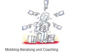 Mobbing-Beratung und Coaching