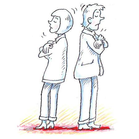 Paar-Beratung und Mediation