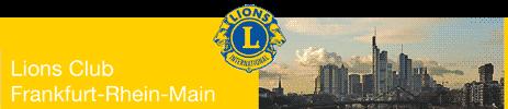 LIONS CLUB Frankfurt-Rhein-Main
